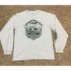 Chase Authentic LS Shirt Dale JR #88 Lg